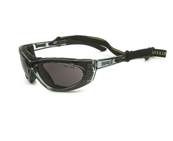 Antiparras de seguridad, ideal para la prevención de accidentes en zona peligrosas para la vista.