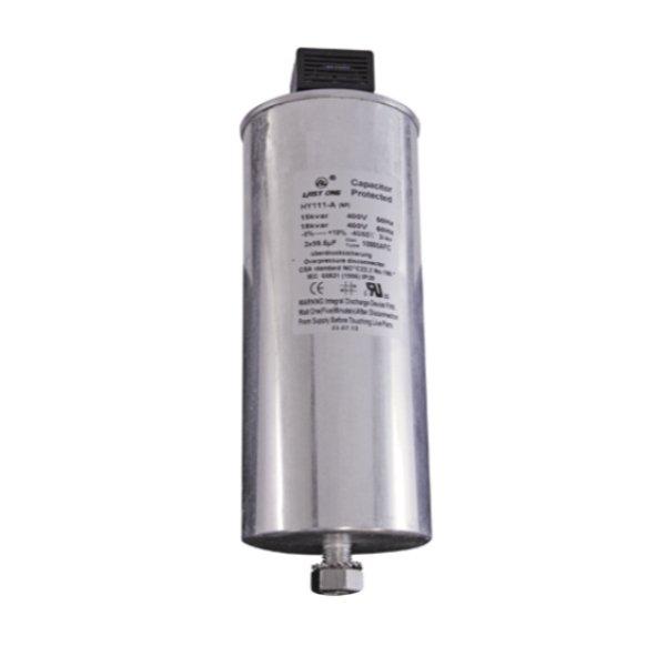 Condensador trifásico, 400V, IP20